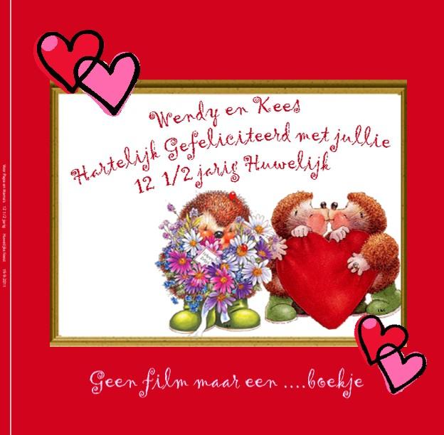 2 jarig huwelijksjubileum 12 1 2 Jarig Huwelijk   ARCHIDEV 2 jarig huwelijksjubileum